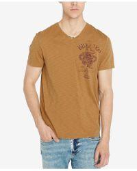 Buffalo David Bitton - Tirosso Graphic T-shirt - Lyst