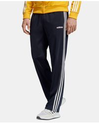 adidas Essentials 3-stripes Tricot Track Pants - Blue