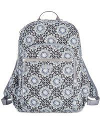Vera Bradley - Campus Tech Backpack - Lyst
