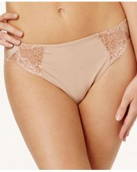 Wacoal - Lace Impression Sheer Lace Brief 841257 - Lyst