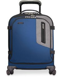 Briggs & Riley Brx – Explore International Wide Body Spinner - Blue