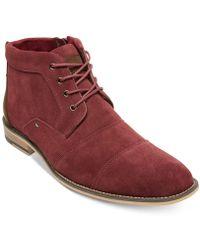 Steve Madden - Jonnie Boots, Created For Macy's - Lyst