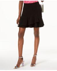 INC International Concepts | I.n.c. Ruffled Mini Skirt, Created For Macy's | Lyst