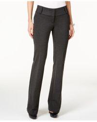 Alfani Straight-leg Pants - Multicolor