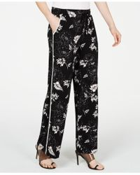 INC International Concepts - I.n.c. Printed Pull-on Knit Pants, Created For Macy's - Lyst