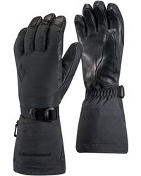 Black Diamond - Women's Ankhiale Gore-tex Gloves From Eastern Mountain Sports - Lyst