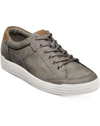 Nunn Bush Kore City Walk Sneaker - Wide Width Available - Grey
