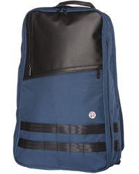 Token Grand Army Medium Backpack - Blue