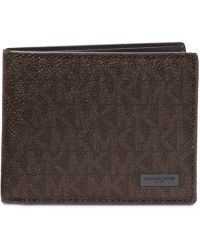 Michael Kors - Men's Slim Bifold Wallet - Lyst