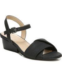 Naturalizer Traci Sandals - Black
