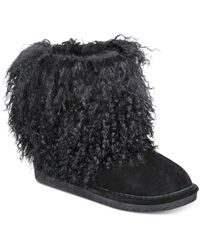 BEARPAW - Boetis II Cold Weather Wool-Blend Boots - Lyst