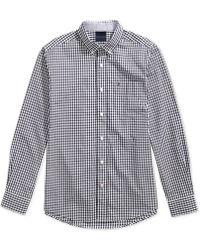 603105ae3320 Lyst - Tommy Hilfiger Men s Long-sleeve Twain Check Classic Fit ...