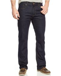 Tommy Hilfiger New Bootcut Jeans, Created For Macy's - Blue