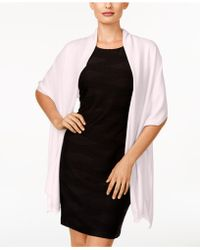 INC International Concepts - Satin Wrap - Lyst