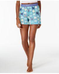 Hue - Kitty Crush Boxer Pyjama Shorts - Lyst