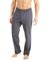 Alfani Quick-dry Pyjama Pants, Created For Macy's - Grey