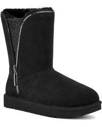 UGG Classic Zip Boot - Black