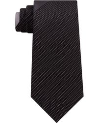 Kenneth Cole Reaction - Men's Double Stripe Panel Tie - Lyst