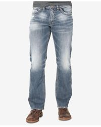Silver Jeans Co. - Grayson Big And Tall Easy Fit Jeans - Lyst