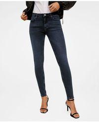 Mango - Kim Skinny Push-up Jeans - Lyst