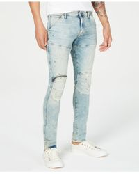G-Star RAW Skinny-fit Jeans, Created For Macy's - Blue