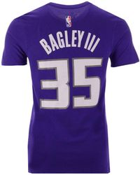 d5ce5dd4f7f Mitchell & Ness Mitch Richmond Sacramento Kings Authentic Jersey in Purple  for Men - Lyst