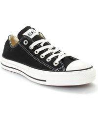 859fb482758d Converse - Women s Chuck Taylor All Star Oxford Sneakers From Finish Line -  Lyst