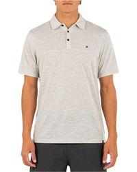 Hurley Stiller 3.0 Polo Short Sleeve Shirt - Multicolour