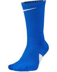 Nike Elite Crew - Blue