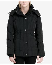 CALVIN KLEIN 205W39NYC - Hooded Puffer Coat - Lyst