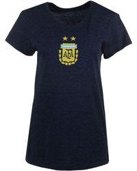adidas - Women's National Team Crest T-shirt - Lyst