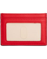 INC International Concepts I.n.c. Id Card Case, Created For Macy's - Red