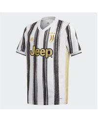 adidas Youth Juventus Club Team Home Stadium Jersey - White