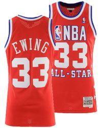 9941ca8f4 Mitchell   Ness - Patrick Ewing Nba All Star 1989 Swingman Jersey - Lyst