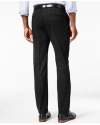 Kenneth Cole Reaction   Men's Stretch Athleisure Slim-fit Dress Pants   Lyst