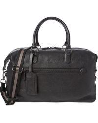 Polo Ralph Lauren - Pebbled Leather Duffel - Lyst f44a7c33b7cef
