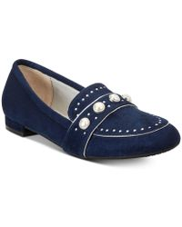 Rialto | Golda Embellished Loafers | Lyst