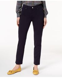 Charter Club - Petite Skinny Trousers, Created For Macy's - Lyst