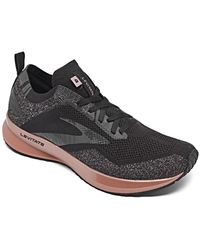 Brooks Levitate 4 Running Sneakers From Finish Line - Black