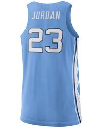 low priced 994b7 c0767 Nike Synthetic Michael Jordan Icon Edition Authentic Jersey ...