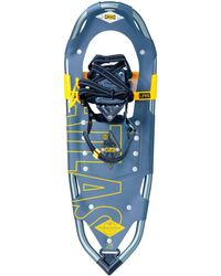 Tiffany & Co. Rendezvous 25 Snowshoes From Eastern Mountain Sports - Blue