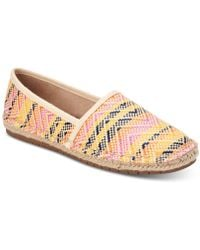 Charter Club Joeey Espadrille Flats, Created For Macy's - Multicolor