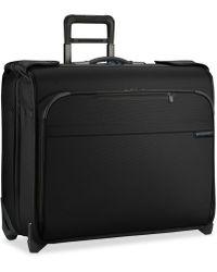 Briggs & Riley - Baseline Luxe Wheeled Garment Bag - Lyst