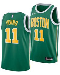 new products 56769 9186f Nike Synthetic Kyrie Irving Boston Celtics All-star Swingman ...