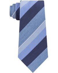 Kenneth Cole Reaction - Stripe Tie - Lyst