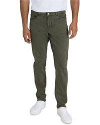DKNY Mercer Skinny-fit Jeans - Green
