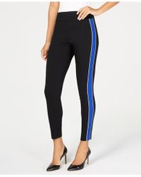 INC International Concepts - I.n.c. Side-stripe Skinny Pants, Created For Macy's - Lyst