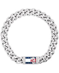 Tommy Hilfiger Stainless Steel Bracelet - Metallic
