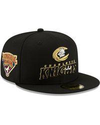 timeless design afd35 23d44 Nike Ucf Knights Sideline Cap in Black for Men - Lyst