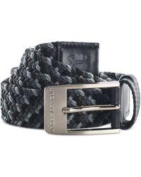 Under Armour - Men's Braided Belt - Lyst